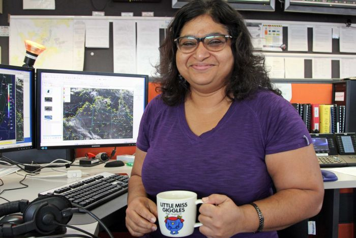 Meet the Top End's senior weather forecaster | Australian Water and