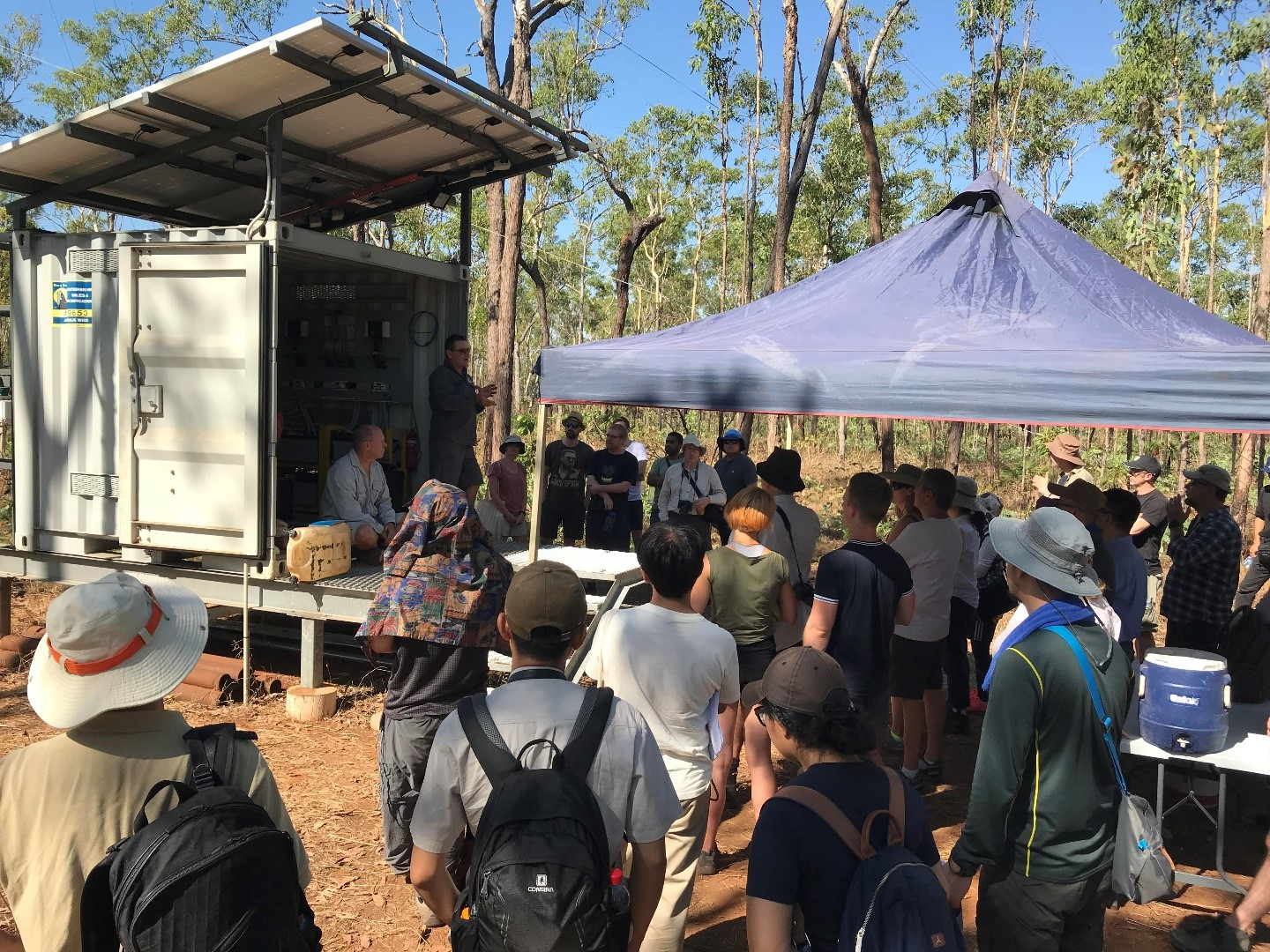 Litchfield National Park Savanna Supersite: Prof Jason Beringer and Dr Andrew Edwards outline the major monitoring and research activities at the Supersite.
