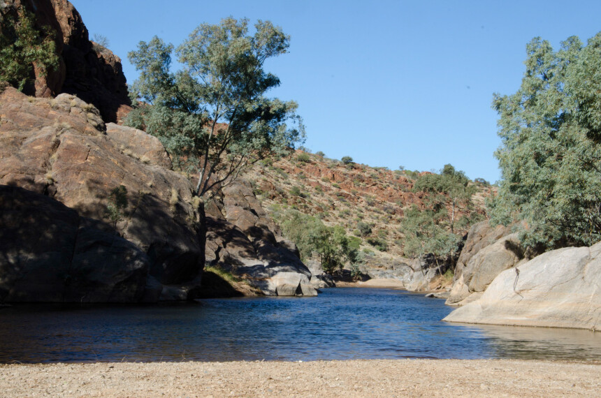 Analysis by researchers at CSIRO, Australia's national science agency, have found areas in the Murray-Darling Basin suitable for long term underground water storage and could help build drought resilience. Source: CSIRO (Huw Morgan)