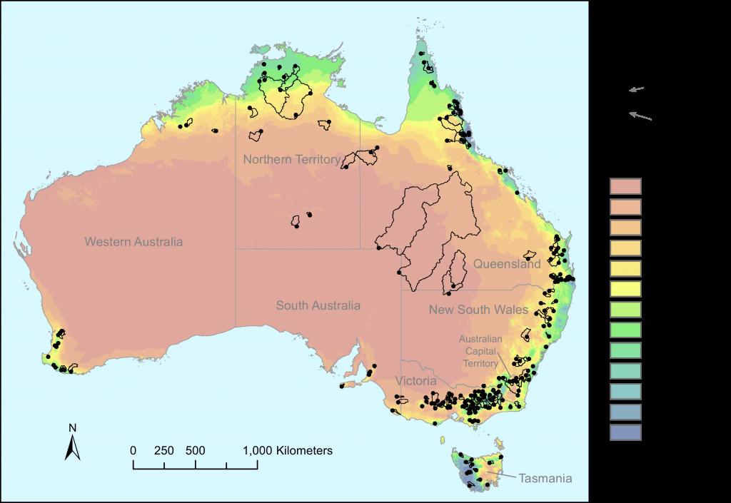CAMELS-AUS dataset